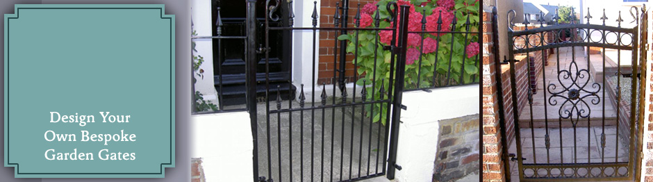 Garden Gates Express Gates Wrought Iron Gates Design Your